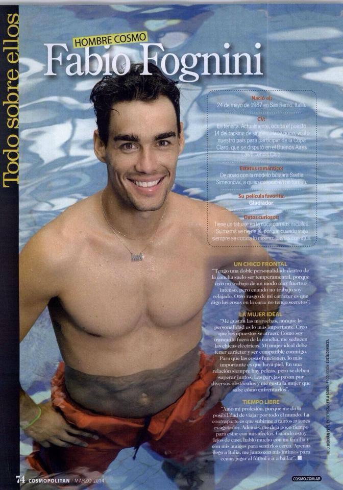 FABIO FOGNINI (Italien) - Page 2 Fabio12