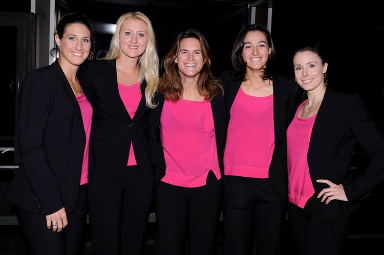 LA FED CUP 2014 : barrages World Group et World Group II - Page 2 Fed111