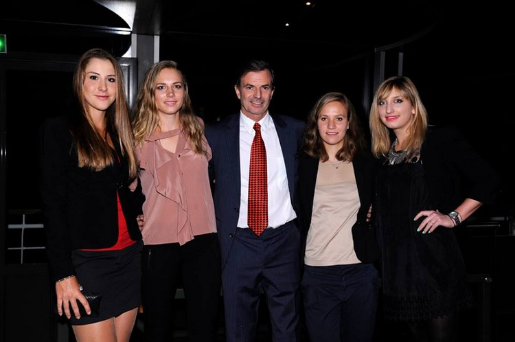 LA FED CUP 2014 : barrages World Group et World Group II - Page 2 Fed211