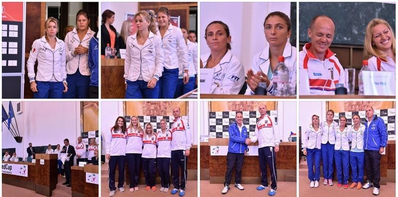 FED CUP 2014 : Groupe mondial en course pour le titre - Page 4 Italie16
