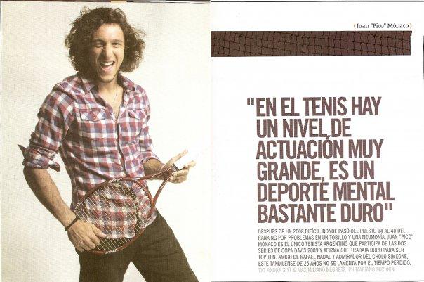JUAN MONACO (Argentin) - Page 2 Pico210