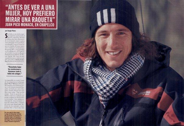 JUAN MONACO (Argentin) - Page 2 Pico710