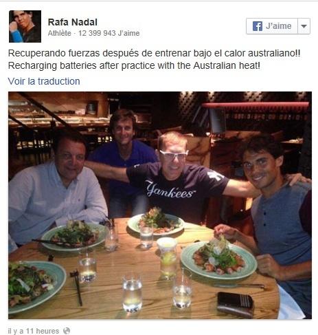 OPEN D'AUSTRALIE 2014 : les photos et vidéos   - Page 6 Rafa11