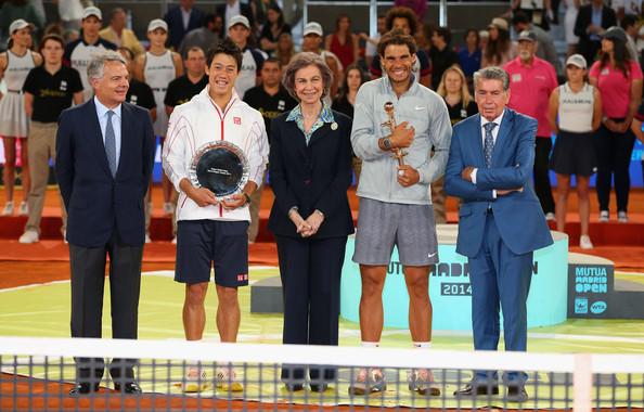ATP MADRID 2014 : infos, photos et videos - Page 9 Rafa224