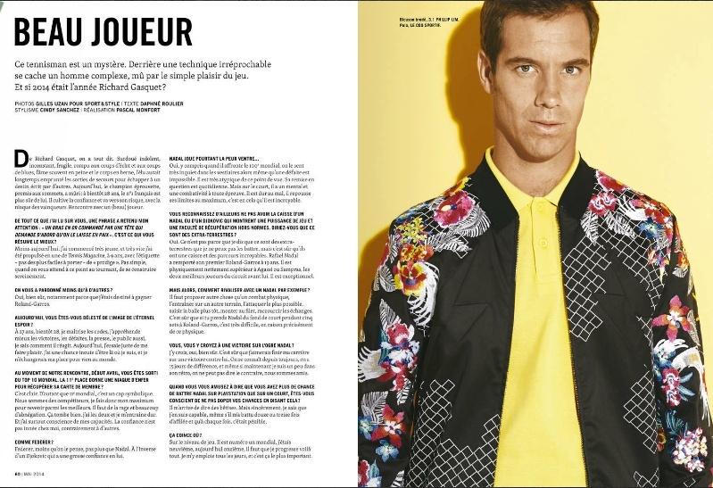RICHARD GASQUET (Français) - Page 5 Richar10