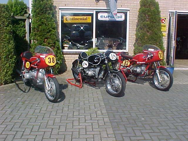 """BMW r60/5 esprit """"rennsport"""" - Page 3 Racebm10"""
