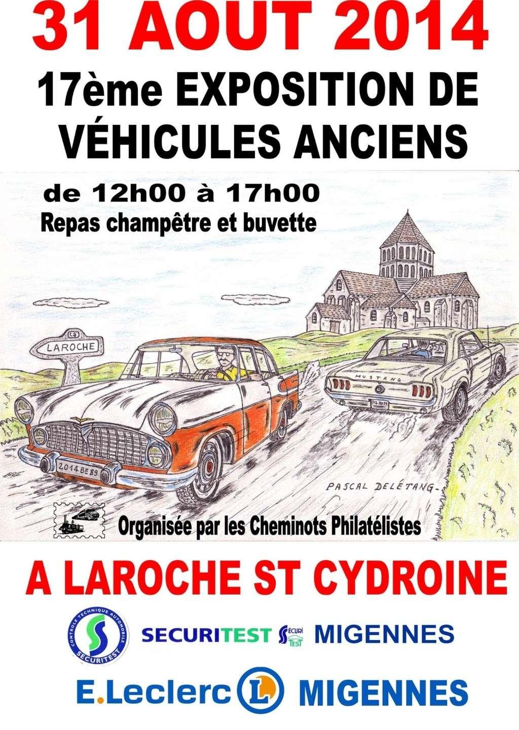 [89] 17ème expo de véhicules anciens le 31/08/2014 17800611