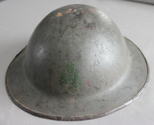 49th Battalion helmet My_col14