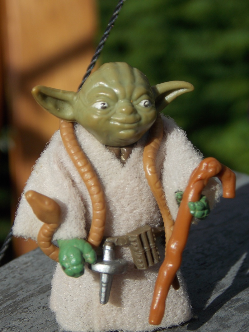 Yoda Olive Head with Hong Kong COO#3 00219