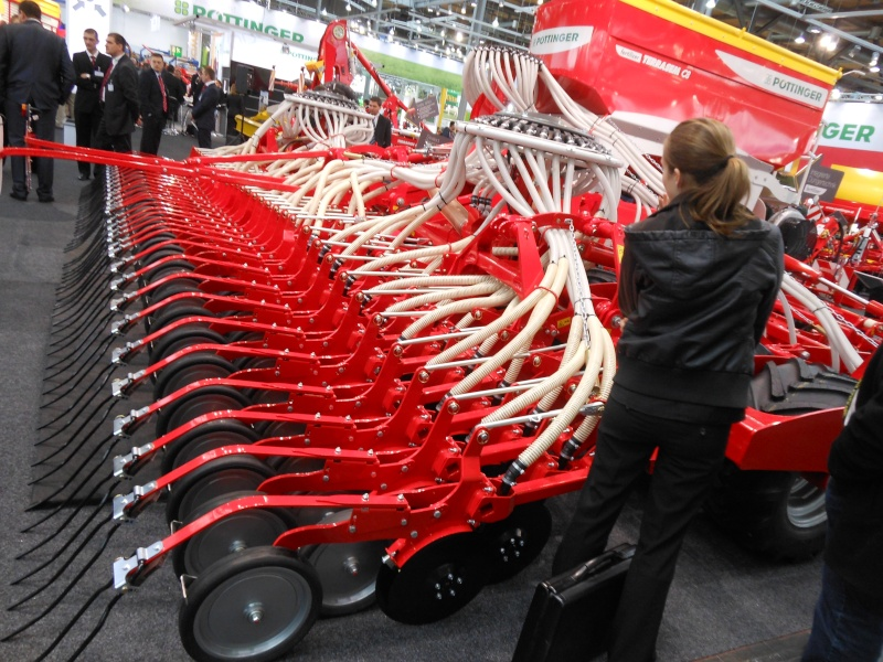 Agritechnica 2013 Agrite21