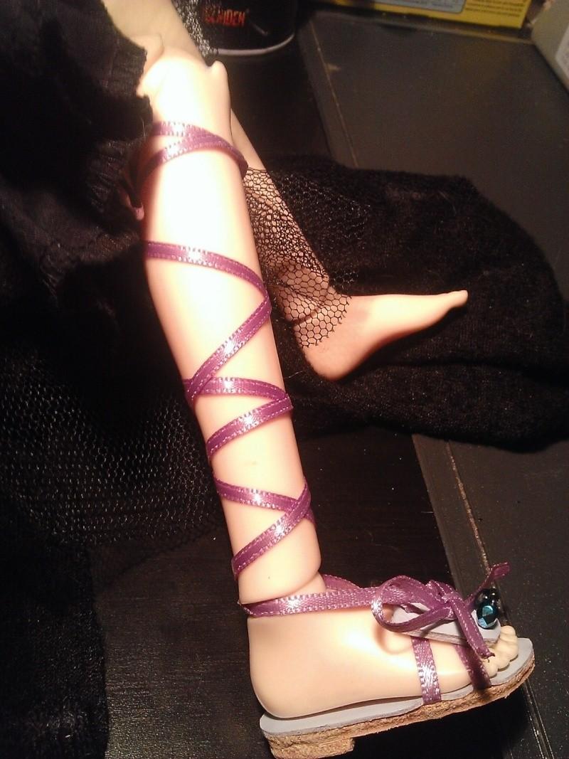 *Doll Bootsie, chaussures poupées* Tutoriel geta japonaise - Page 7 Wp_20113