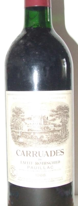 Les plaisirs des bons vins (avec modération) C0110