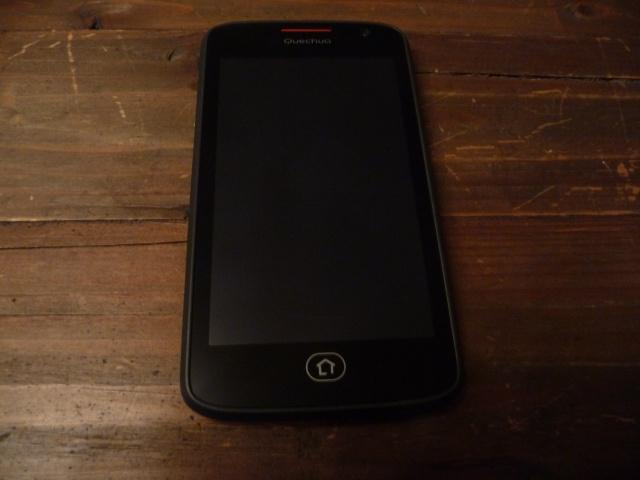 [QUECHUA PHONE 5] 1er Smartphone MountainProof - TEST - ROOT P1170820