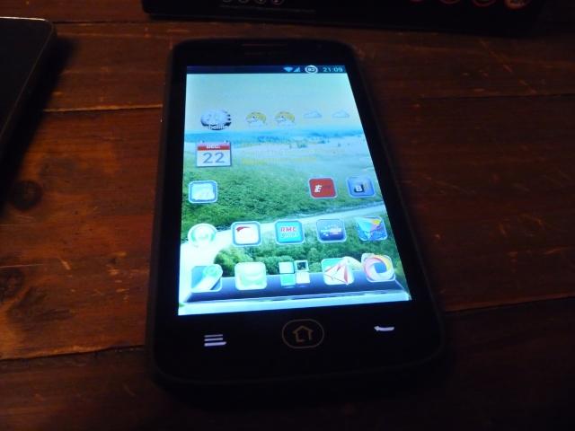 [QUECHUA PHONE 5] 1er Smartphone MountainProof - TEST - ROOT P1170821
