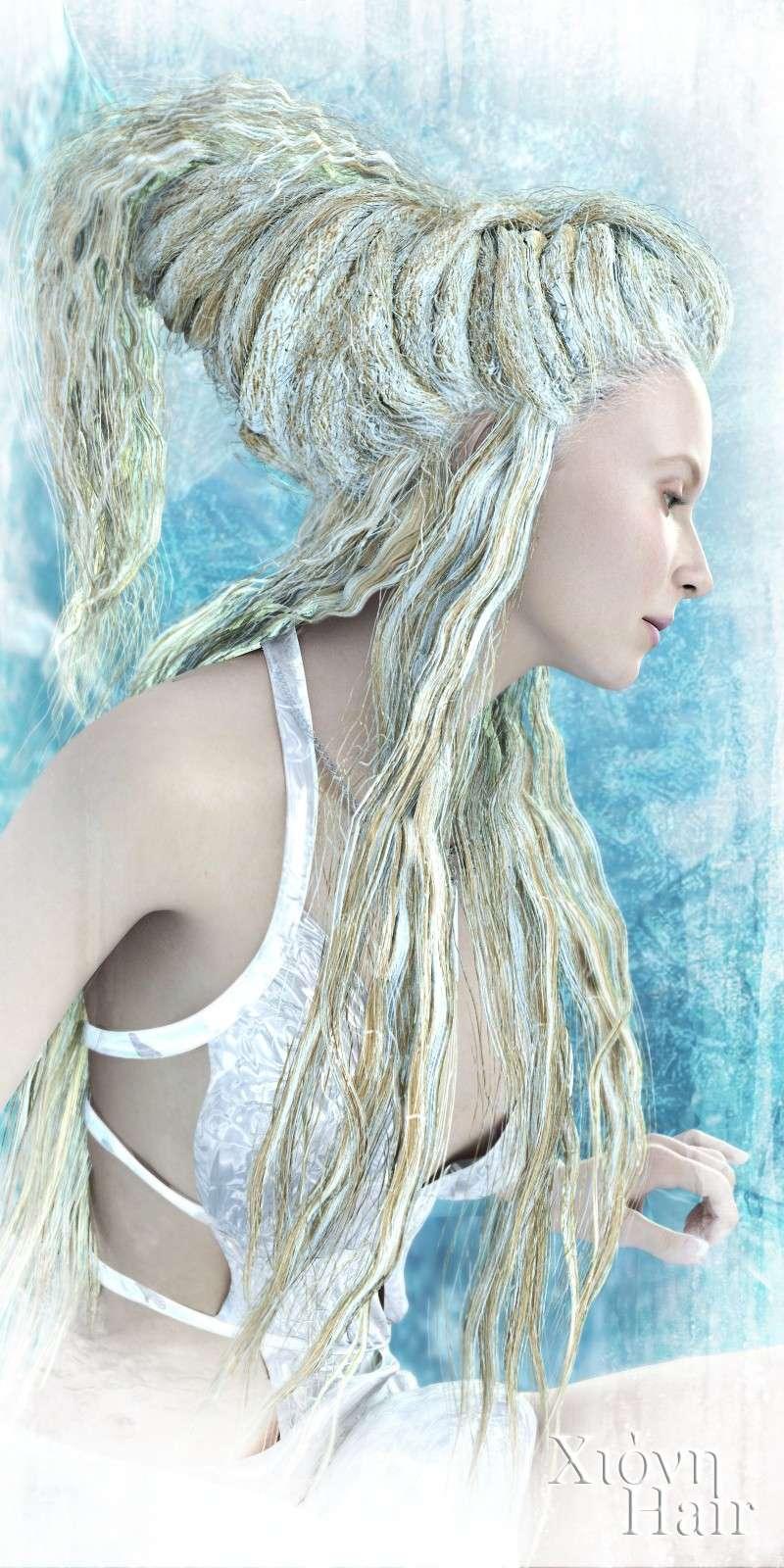 Im Angebot SAV Semiramis Hair Sav_kh10
