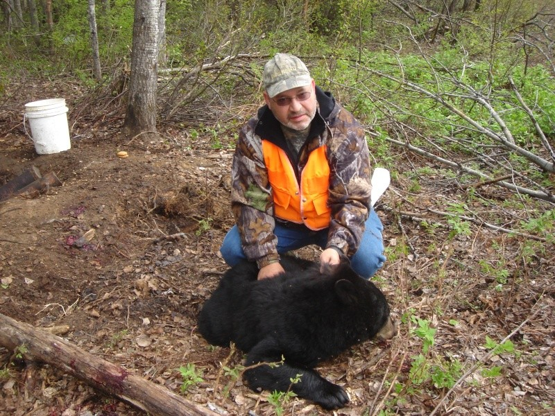 Ma saison chasse , pêche 2013 terminée ! 11910