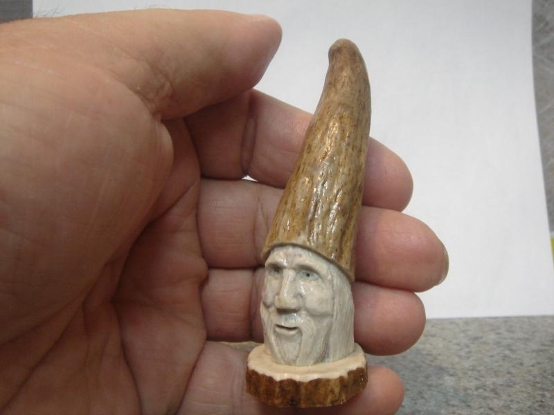 Sculptures sur Panache d'orignaux Bonhom12