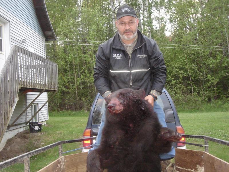 Ma saison chasse , pêche 2013 terminée ! Dsc07212