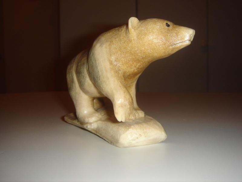 Sculptures sur Panache d'orignaux Pas-a-13