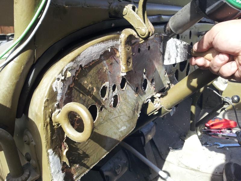 Rénovation Ford GPW 20140522