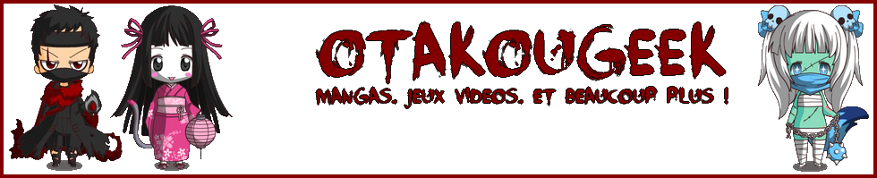 Otak' ou Geek