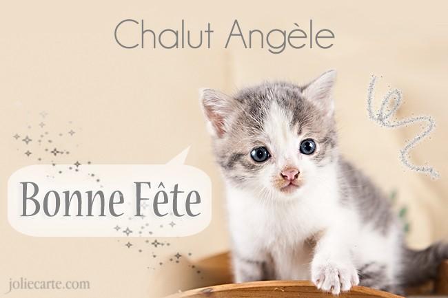 Bonne fête : Angèle ! Angele10