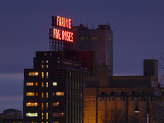 Neon lights Farine10