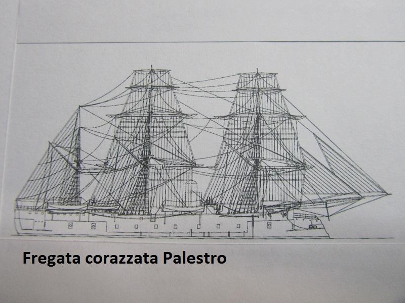 CORAZZATA - fregata corazzata Palestro Img_0813