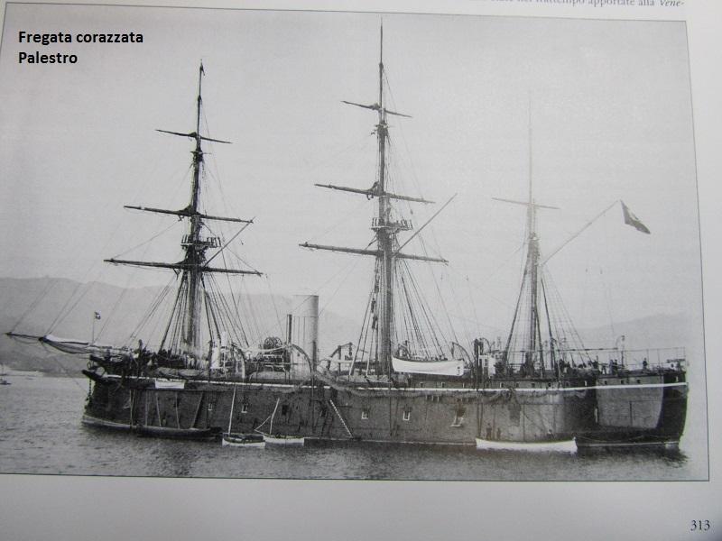 CORAZZATA - fregata corazzata Palestro Img_0814