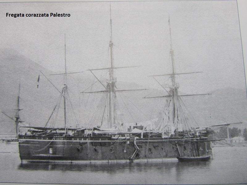 CORAZZATA - fregata corazzata Palestro Img_0815