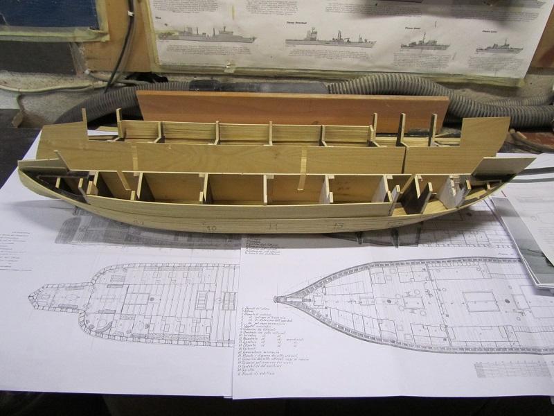 CORAZZATA - fregata corazzata Palestro Img_0945