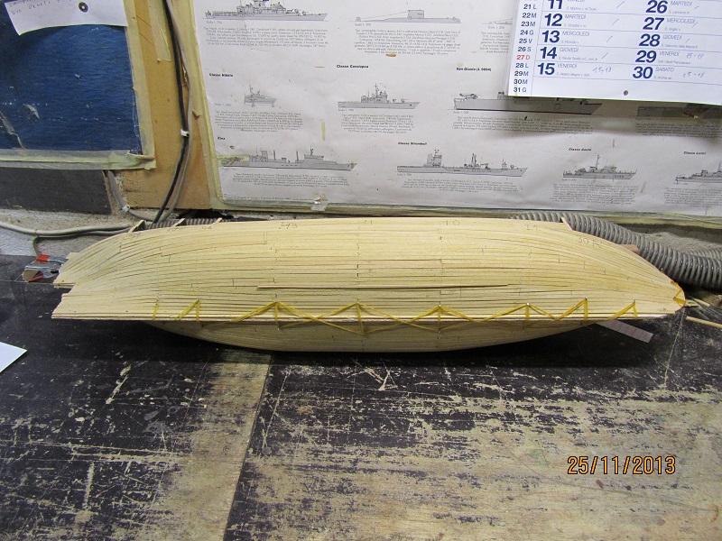 CORAZZATA - fregata corazzata Palestro Img_0946