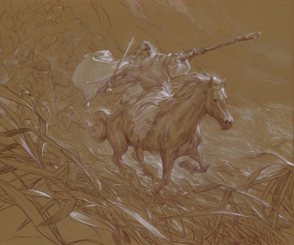 [Les Combattants du Gouffre] - Gandalf le Blanc A41a0810