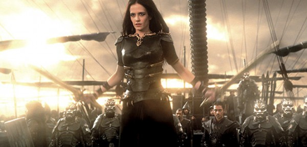 """300: RISE OF AN EMPIRE"" HITS THEATERS 3.7.14...NOW LET ME HEAR YOUR WAR CRY! Eva-gr10"