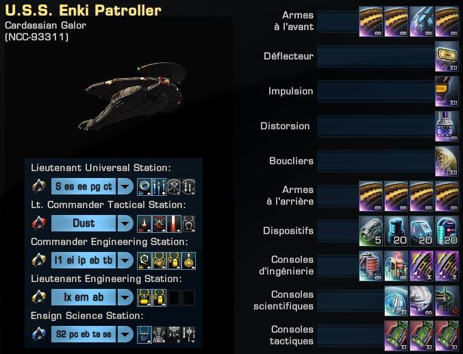 tactique - U.S.S. Enki Patroller - config de support tactique Logo3157