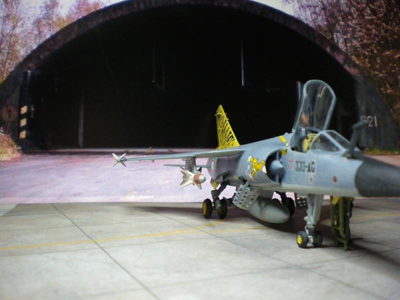 Mirage F1C (revell) Imgp0210