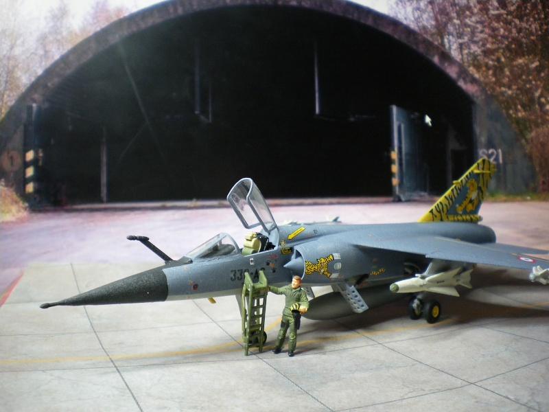 Mirage F1C (revell) Imgp0211