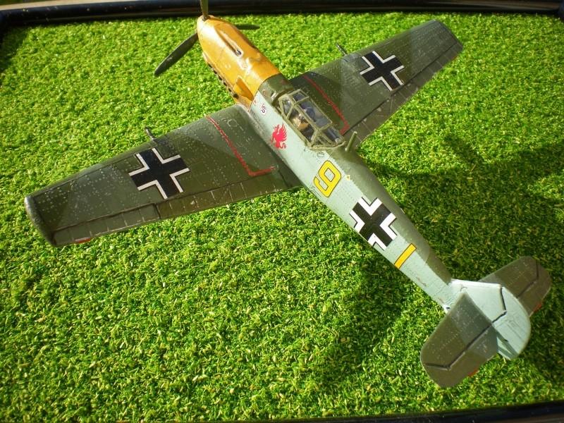 BF 109 E4 E7 (airfix) Imgp0455