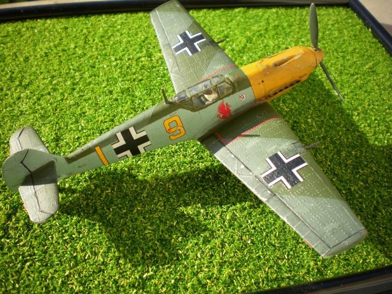 BF 109 E4 E7 (airfix) Imgp0456