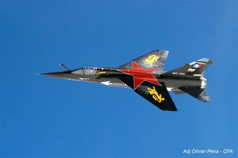 Mirage F1C (revell) Neuneu10