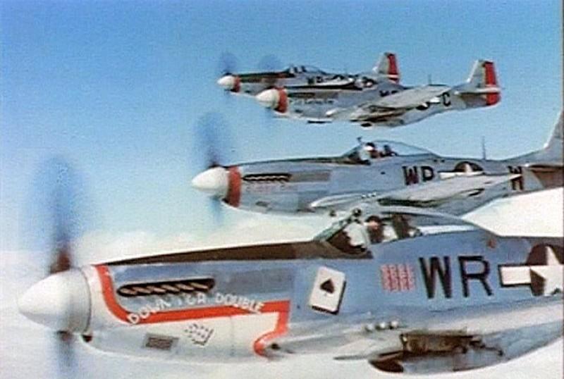 P 51D (academy) Wr-f210
