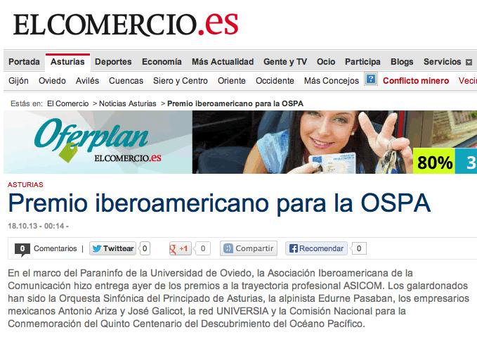 Premio Iberoamericano para la OSPA Captur10