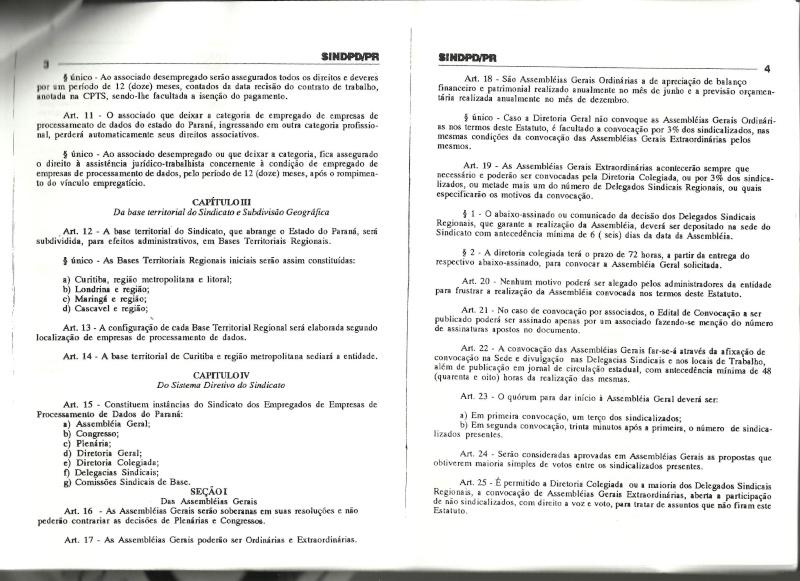 Estatuto SINDPD-PR Estatu12