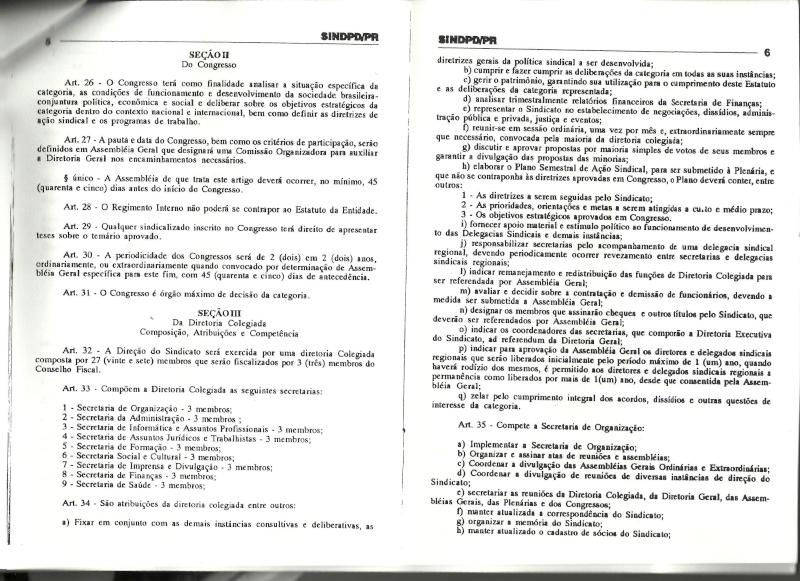 Estatuto SINDPD-PR Estatu13