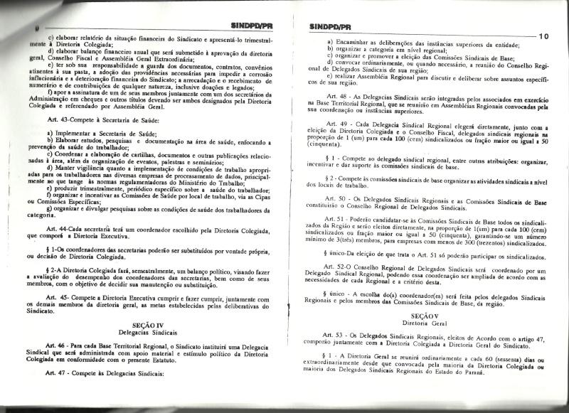 Estatuto SINDPD-PR Estatu15