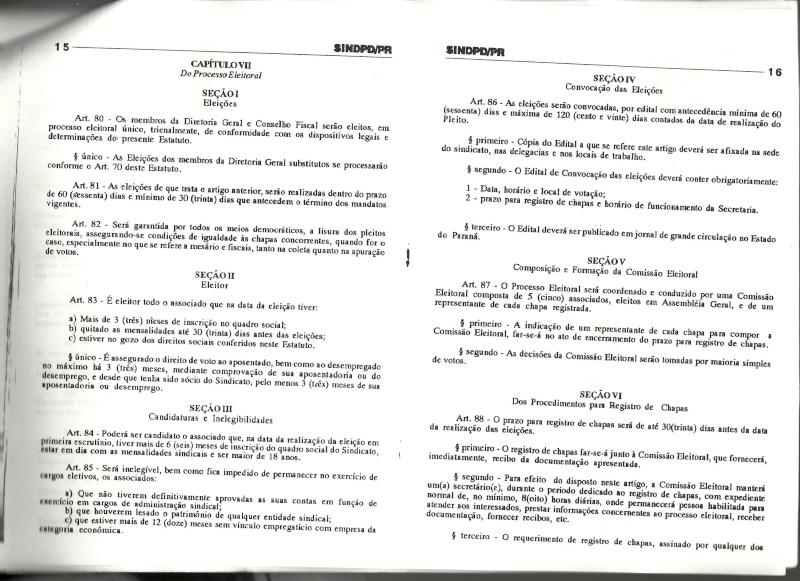 Estatuto SINDPD-PR Estatu18