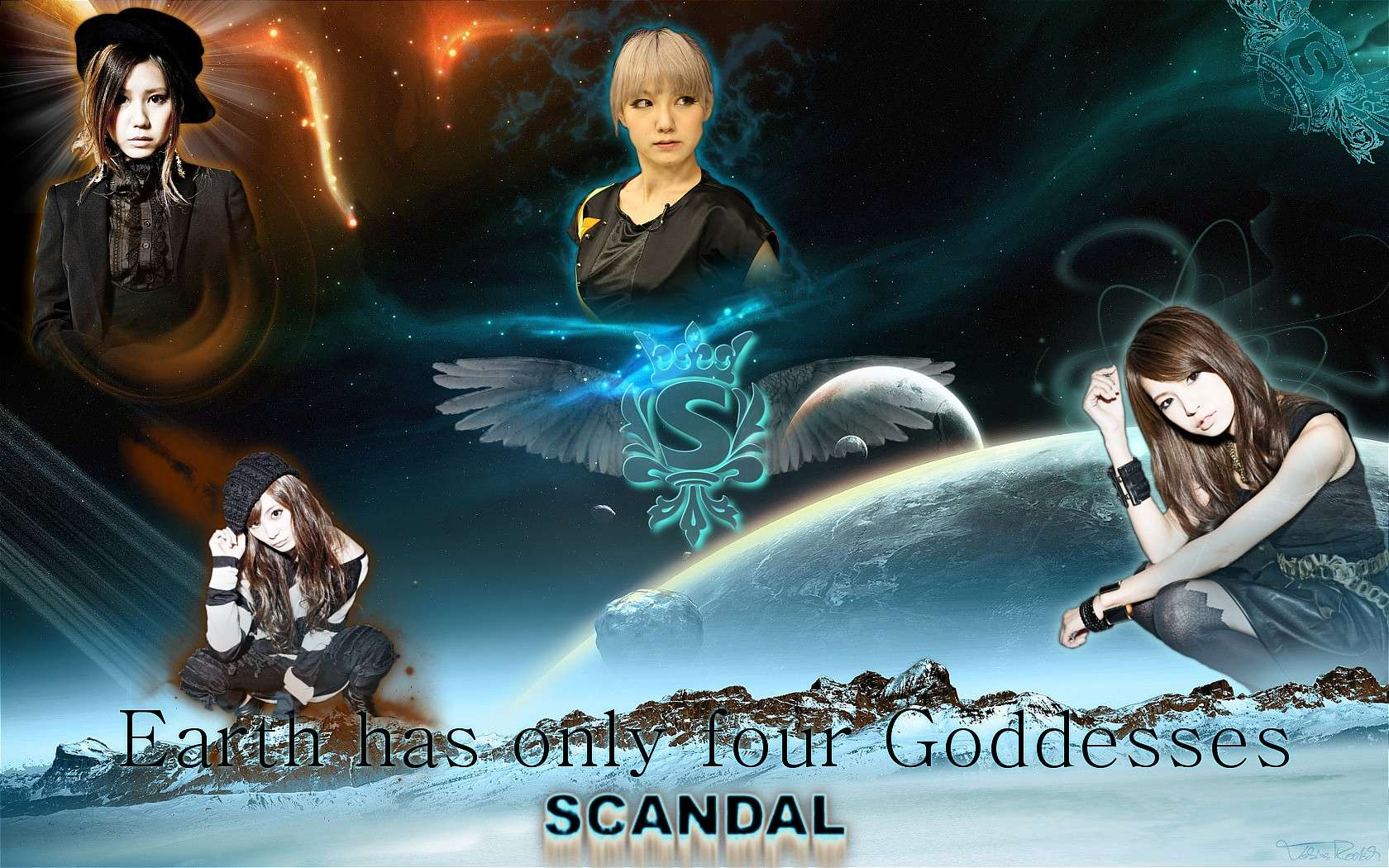 Scandal Wallpapers PC - Page 2 Gods10