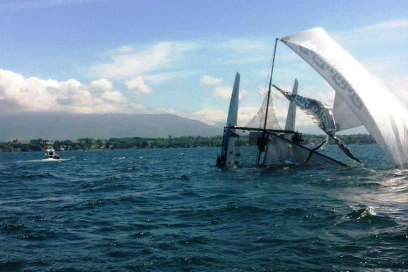 Le lac Léman si calme si ... 13014210