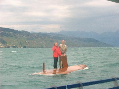 Le lac Léman si calme si ... Pris_e10