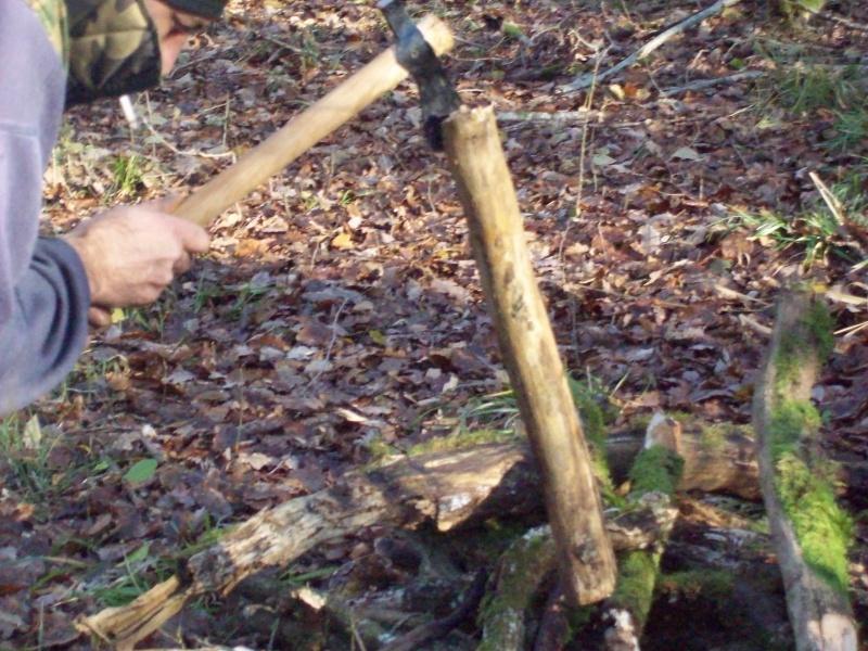 Sortie hivernale /test parang masuyo et boker bushcraft 100_3112